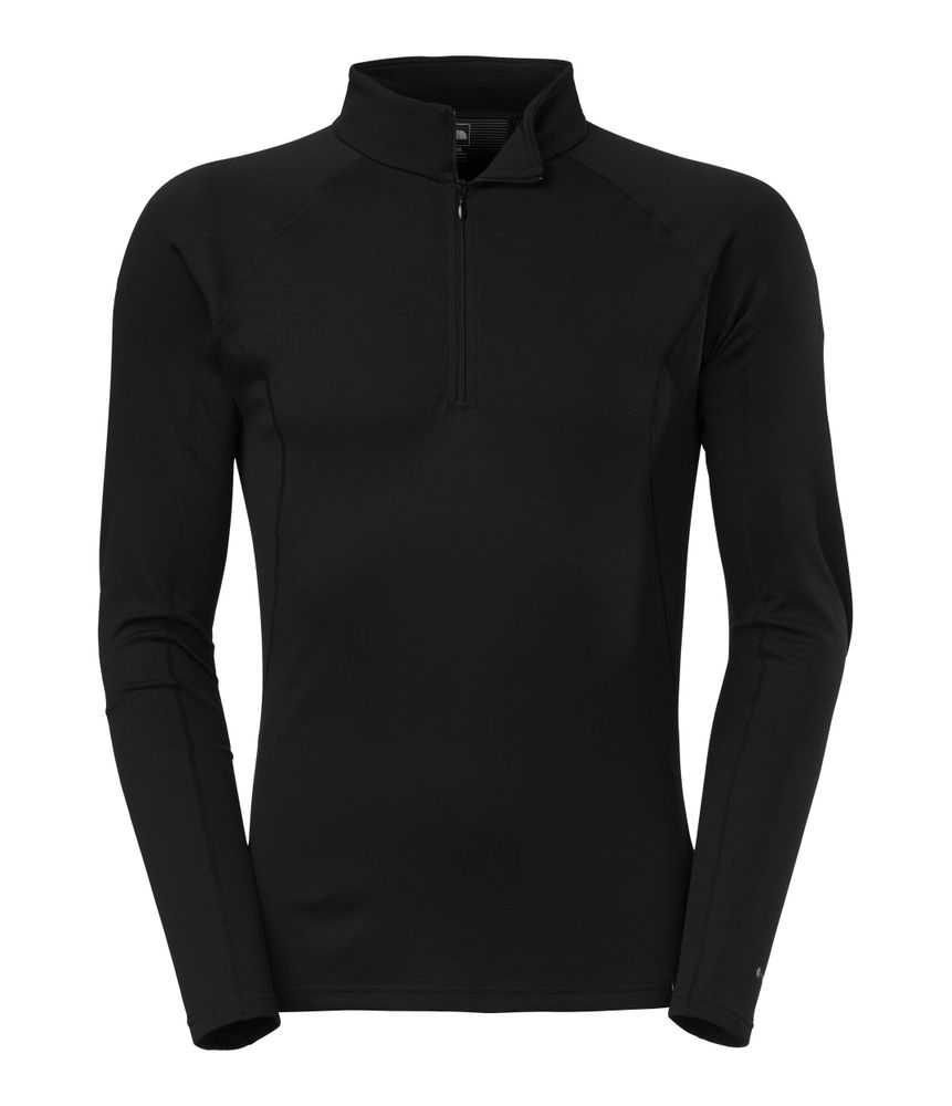 MEN-S-WARM-L-S-ZIP-NECK