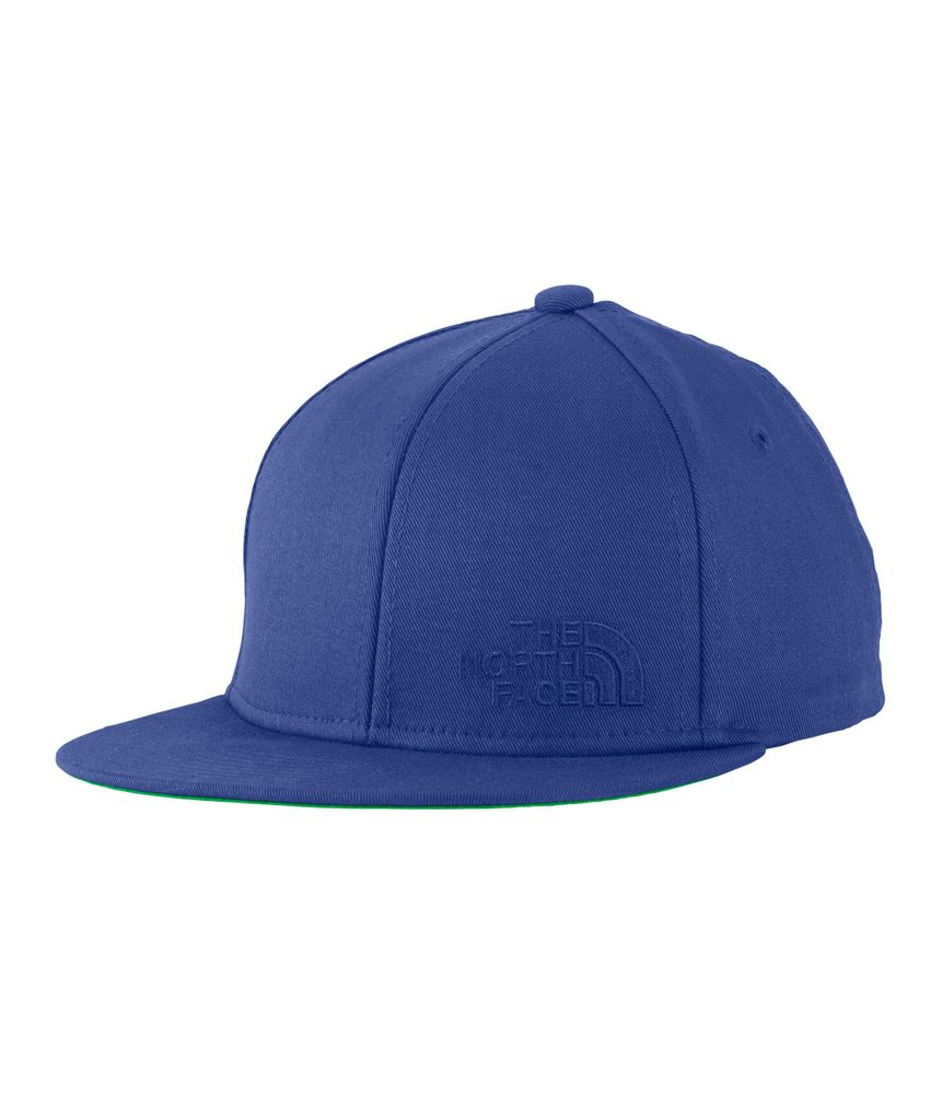 YOUTH-TNF-FLAT-BRIM
