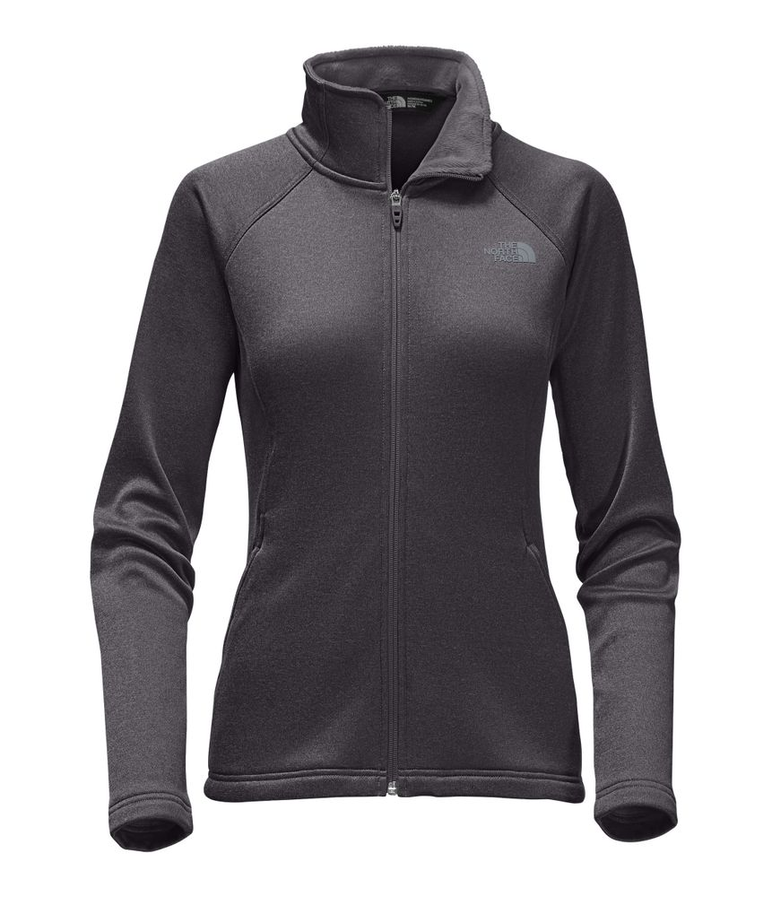 WOMEN-S-AGAVE-FULL-ZIP---COLOR--NEGRO---TALLA--L