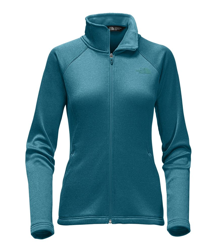 WOMEN-S-AGAVE-FULL-ZIP---COLOR--AZUL---TALLA--XS