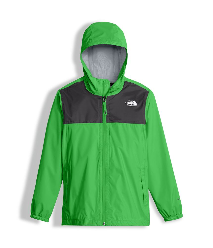 BOYS--ZIPLINE-RAIN-JACKET---COLOR--VERDE---TALLA--L