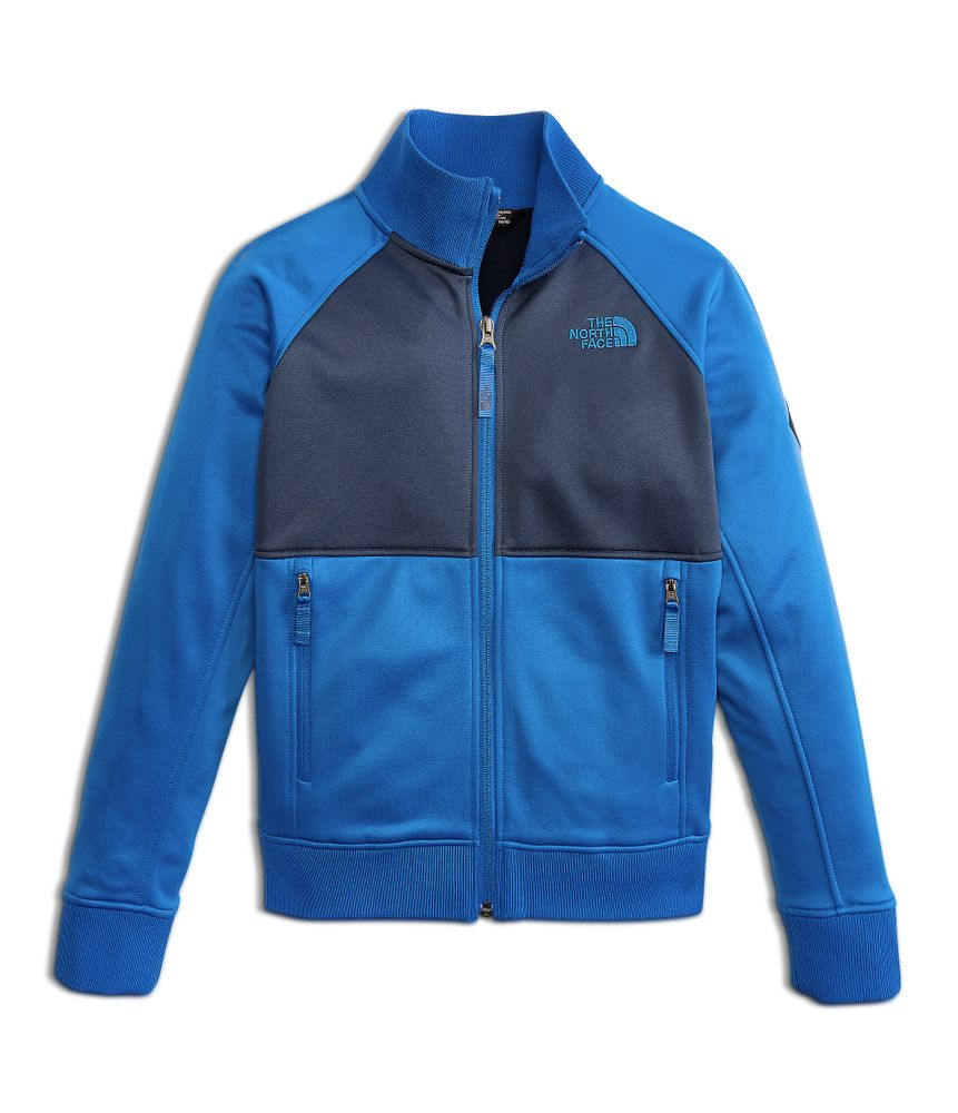 BOYS--TAKEBACK-TRACK-JACKET---COLOR--AZUL---TALLA--L