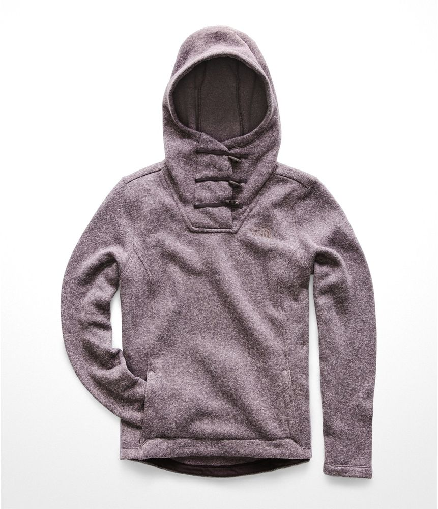 WOMEN-S-CRESCENT-HOODED-PULLOVER